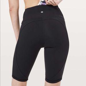 NWT Lululemon Sweat and Repeat Shorts